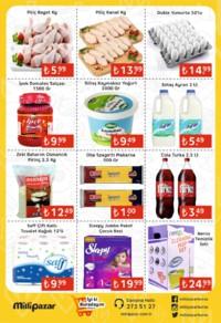 Milli Pazar Market 07 - 09 Eylül 2018 Çılgın Haftasonu Kampanya Broşürü! Sayfa 2
