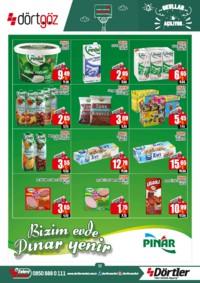 Dörtler Market 13 - 30 Eylül 2018 Kampanya Broşürü! Sayfa 2