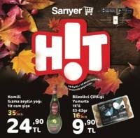 Sarıyer Market 28 Eylül - 10 Ekim 2018 Kampanya Broşürü! Sayfa 1