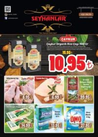 Seyhanlar Market Zinciri 26 Eylül - 08 Ekim 2018 Kampanya Broşürü! Sayfa 1
