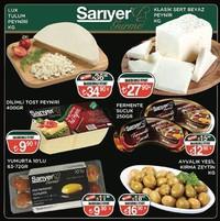 Sarıyer Market 31 Ağustos - 12 Eylül 2018 Kampanya Broşürü! Sayfa 2