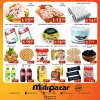 Milli Pazar Market 12 Eylül 2018 Kampanya Broşürü! Sayfa 2