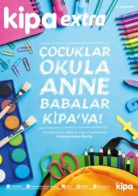 Kipa Extra 13 - 26 Eylül 2018 Kampanya Broşürü: Çocuklar Okula Anne Babalar Kipa' ya! Sayfa 1