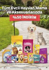 Kipa Extra 13 - 26 Eylül 2018 Kampanya Broşürü: Çocuklar Okula Anne Babalar Kipa' ya! Sayfa 23 Önizlemesi