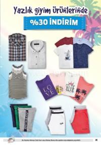 Kipa Extra 13 - 26 Eylül 2018 Kampanya Broşürü: Çocuklar Okula Anne Babalar Kipa' ya! Sayfa 31 Önizlemesi