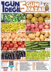 Başdaş Market 12 - 16 Eylül 2018 Kampanya Broşürü! Sayfa 2