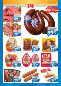 Çakmak Market 23 - 30 Eylül 2018 Kampanya Broşürü! Sayfa 2