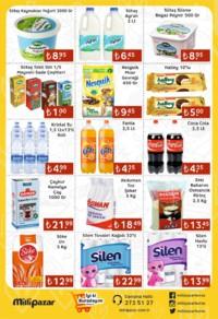 Milli Pazar Market 14 - 16 Eylül 2018 Kampanya Broşürü! Sayfa 2