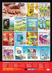 Seyhanlar Market Zinciri 03 - 10 Eylül 2018 Kampanya Broşürü! Sayfa 2