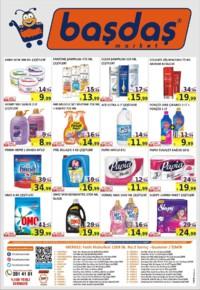 Başdaş Market 12 - 14 Ekim 2018 Kampanya Broşürü! Sayfa 2