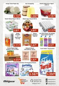 Milli Pazar Market 19 - 21 Ekim 2018 Kampanya Broşürü! Sayfa 2