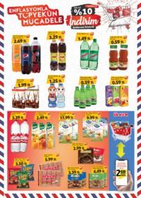 Altun Market 18 - 28 Ekim 2018 Kampanya Broşürü! Sayfa 5 Önizlemesi