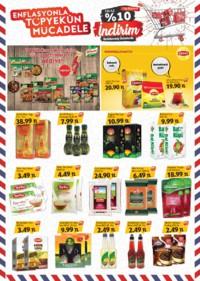 Altun Market 18 - 28 Ekim 2018 Kampanya Broşürü! Sayfa 6 Önizlemesi