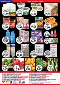 Irmaklar Market 12 - 14 Ekim 2018 Kampanya Broşürü! Sayfa 2
