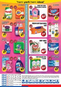İdeal Market Ordu 26 Ekim - 01 Kasım 2018 Kampanya Broşürü! Sayfa 2