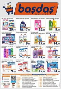 Başdaş Market 05 - 07 Ekim 2018 Kampanya Broşürü! Sayfa 2