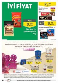 Kipa Süpermarket 11 - 24 Ekim 2018 Kampanya Broşürü! Sayfa 38 Önizlemesi