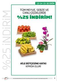 Kipa Süpermarket 11 - 24 Ekim 2018 Kampanya Broşürü! Sayfa 7 Önizlemesi