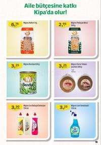 Kipa Süpermarket 11 - 24 Ekim 2018 Kampanya Broşürü! Sayfa 19 Önizlemesi