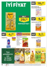 Kipa Süpermarket 11 - 24 Ekim 2018 Kampanya Broşürü! Sayfa 32 Önizlemesi