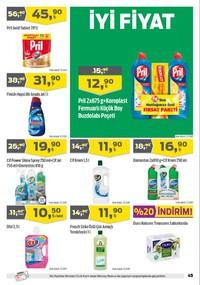 Kipa Süpermarket 11 - 24 Ekim 2018 Kampanya Broşürü! Sayfa 45 Önizlemesi