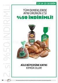 Kipa Süpermarket 11 - 24 Ekim 2018 Kampanya Broşürü! Sayfa 10 Önizlemesi