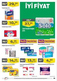 Kipa Süpermarket 11 - 24 Ekim 2018 Kampanya Broşürü! Sayfa 49 Önizlemesi