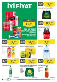 Kipa Süpermarket 11 - 24 Ekim 2018 Kampanya Broşürü! Sayfa 42 Önizlemesi
