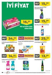 Kipa Süpermarket 11 - 24 Ekim 2018 Kampanya Broşürü! Sayfa 46 Önizlemesi