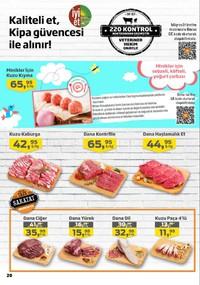 Kipa Süpermarket 11 - 24 Ekim 2018 Kampanya Broşürü! Sayfa 20 Önizlemesi