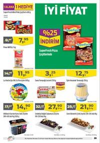 Kipa Süpermarket 11 - 24 Ekim 2018 Kampanya Broşürü! Sayfa 29 Önizlemesi