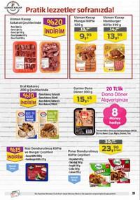 Kipa Süpermarket 11 - 24 Ekim 2018 Kampanya Broşürü! Sayfa 21 Önizlemesi