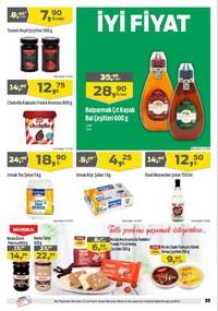 Kipa Süpermarket 11 - 24 Ekim 2018 Kampanya Broşürü! Sayfa 35 Önizlemesi