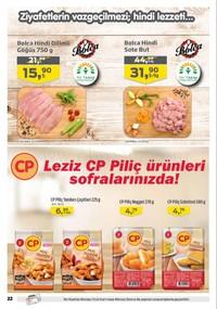 Kipa Süpermarket 11 - 24 Ekim 2018 Kampanya Broşürü! Sayfa 22 Önizlemesi