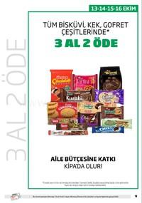 Kipa Süpermarket 11 - 24 Ekim 2018 Kampanya Broşürü! Sayfa 9 Önizlemesi