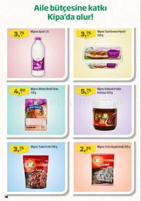 Kipa Süpermarket 11 - 24 Ekim 2018 Kampanya Broşürü! Sayfa 18 Önizlemesi