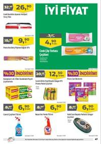 Kipa Süpermarket 11 - 24 Ekim 2018 Kampanya Broşürü! Sayfa 47 Önizlemesi