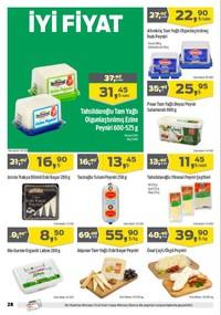 Kipa Süpermarket 11 - 24 Ekim 2018 Kampanya Broşürü! Sayfa 28 Önizlemesi