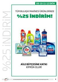 Kipa Süpermarket 11 - 24 Ekim 2018 Kampanya Broşürü! Sayfa 3 Önizlemesi
