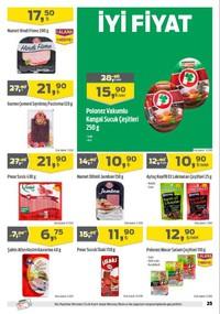 Kipa Süpermarket 11 - 24 Ekim 2018 Kampanya Broşürü! Sayfa 25 Önizlemesi