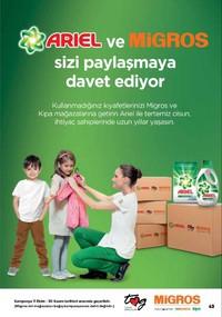 Kipa Süpermarket 11 - 24 Ekim 2018 Kampanya Broşürü! Sayfa 43 Önizlemesi