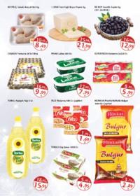 Azda Süpermarket 05 - 17 Ekim 2018 Kampanya Broşürü! Sayfa 3 Önizlemesi