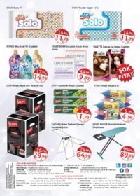 Azda Süpermarket 05 - 17 Ekim 2018 Kampanya Broşürü! Sayfa 4 Önizlemesi