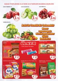 Azda Süpermarket 05 - 17 Ekim 2018 Kampanya Broşürü! Sayfa 2