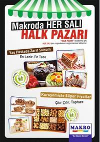 Makro 09 Ekim 2018 Halk Pazarı Kampanya Broşürü! Sayfa 2