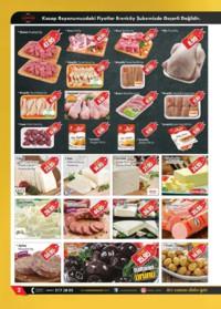 Seyhanlar Market Zinciri 10 - 22 Ekim 2018 Kampanya Broşürü! Sayfa 2