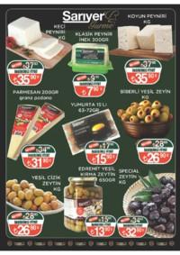 Sarıyer Market 12 - 24 Ekim 2018 Kampanya Broşürü! Sayfa 2