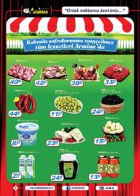 Armina Market 10 - 17 Ekim 2018 Kampanya Broşürü! Sayfa 2