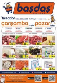 Başdaş Market 31 Ekim - 04 Kasım 2018 Kampanya Broşürü! Sayfa 1