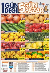Başdaş Market 31 Ekim - 04 Kasım 2018 Kampanya Broşürü! Sayfa 2
